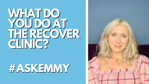 WHAT DO YOU DO AT THE RECOVER CLINIC? #ASKEMMY